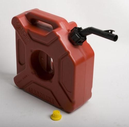 Bidones y depósitos gasolina