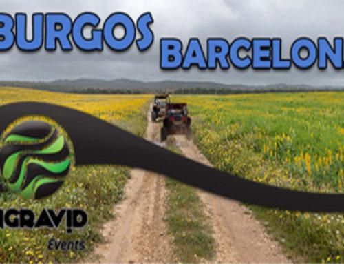Burgos-Barcelona del 17 al 20 de febrero de 2018