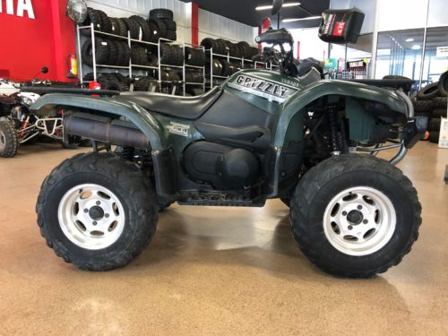 yamaha grizzly 660 ocasion