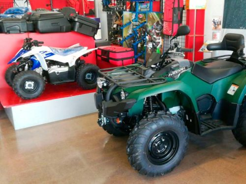 Quads, ATV y Side by Side NUEVOS
