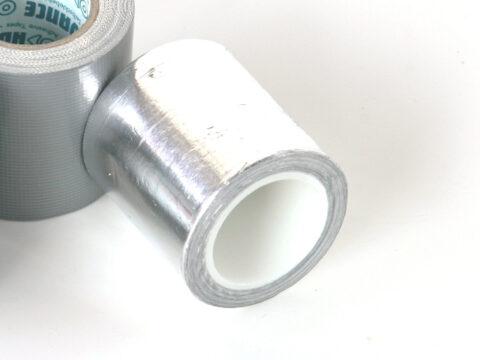 Cinta de aluminio ANTICALÓRICA 5 metros