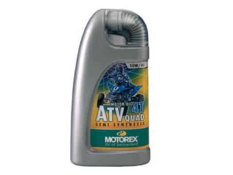 Aceite Motorex Semisintetico