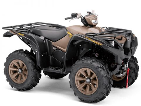 GRIZZLY 700 EPS ALU SE2