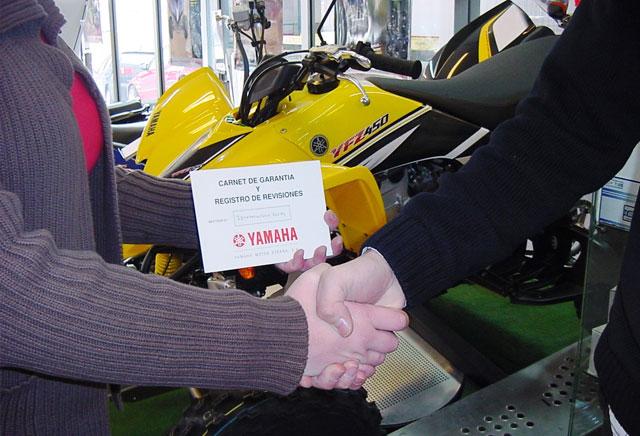 Servicio Oficial Yamaha