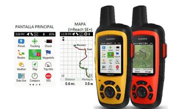 GPS inReach SE+ y inReach Explorer+