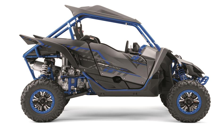 YXZ 1000 R SS SE azul-gris