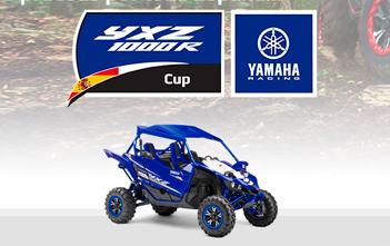 ¡Vuelve la Yamaha YXZ1000R Cup!