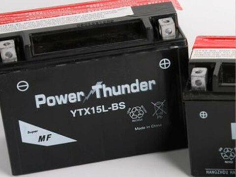 Baterías Power