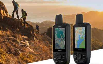 Garmin lanza la Serie GPSMAP 66S/ST. El mejor gps de su categoría