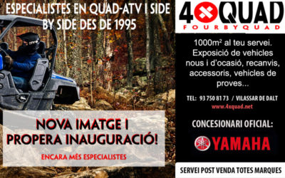 Inauguración nuevo 4XQUAD – Tour Virtual
