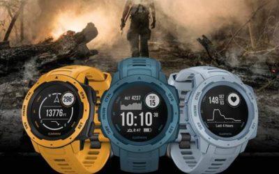 Garmin presenta los nuevos colores para los Instinct GPS