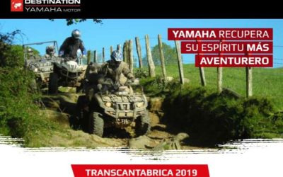 DESTINATION YAMAHA MOTOR: TRANSCANTABRICA 2019
