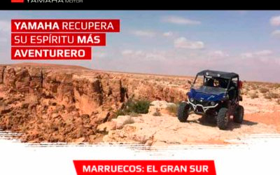 DESTINATION YAMAHA MOTOR: Marruecos