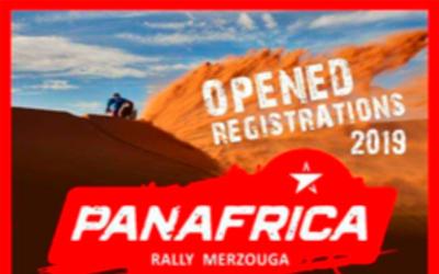 PANAFRICA RALLY MERZOUGA