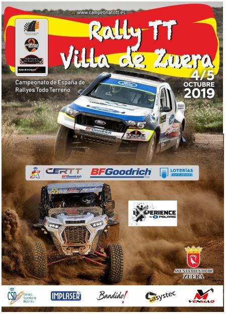 Rally TT Zuera