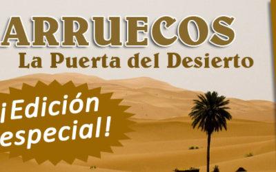 MARRUECOS, La puerta del desierto