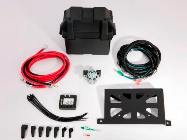 Kit de batería auxiliar
