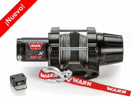CABRESTANTE WARN VRX 25-S
